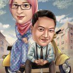 Jasa Karikatur Semarang Untuk Gambar Karikatur Terbaik Bagi Orang Terdekat
