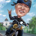 Jasa Karikatur Bandung Online Harga Terjangkau