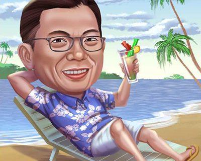 Mencari Jasa Karikatur Digital? Onlinekarikatur.com Saja